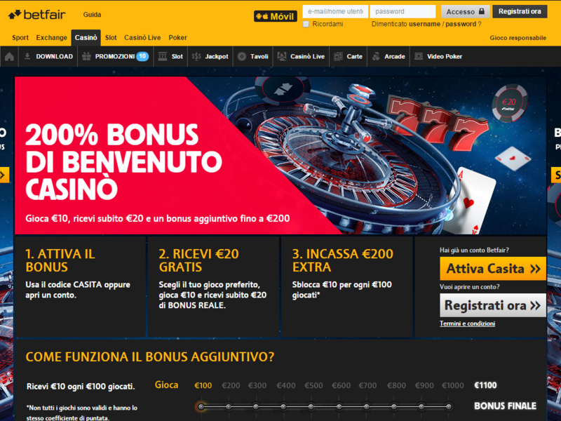 casino live online wonky